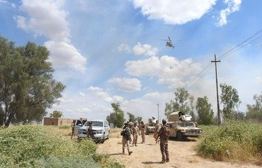Iraqi forces clamp down on ISIS in 3 provinces