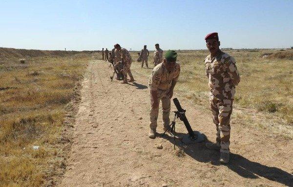 Iraqi forces kill 5 ISIS remnants in Wadi al-Tharthar