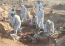 Iraqi forces discover ISIS mass grave in Kirkuk