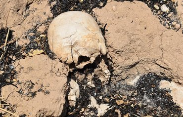 Mosul mass grave contains remains of 100 ISIS victims