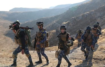 Iraq clears northern Salaheddine mountains of ISIS remnants