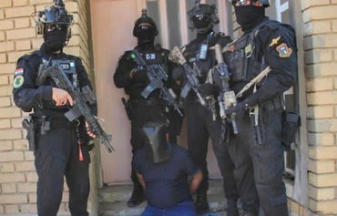 بازداشت «رئیس امور اداری» داعش در فرودگاه بغداد در عراق