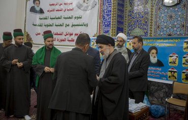 Iraq's top Shia authority supports sovereignty, stability