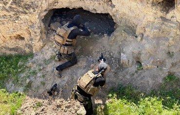 العراق يدعم شرطة نينوى بآليات جديدة