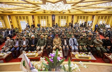 Najaf-aligned PMF factions reaffirm commitment to state