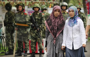 Muslim women recount China's campaign of systematic rape in Xinjiang