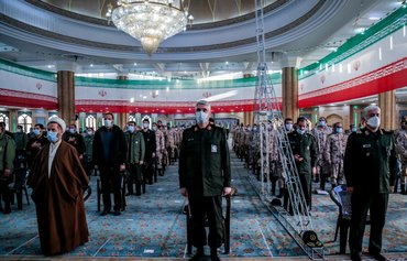 Divisions inside Iran in the open as armed forces slam intelligence chief