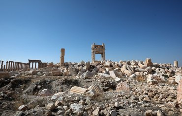 In Photos: Syrian heritage suffered 'cultural apocalypse'