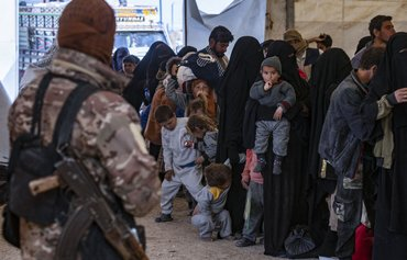Foreign governments urged to retrieve citizens from Syria's al-Hol