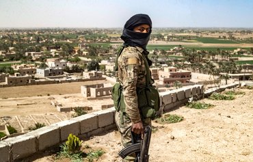 SDF crack down as ISIS escalates criminal activity, terrorising civilians