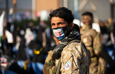 Iranian rockets, drones tied to Tehran's plans to destablise Iraq