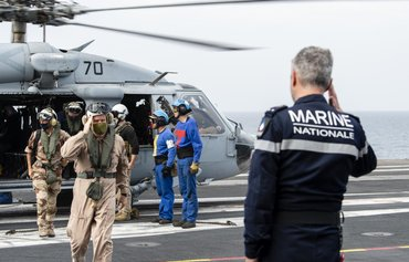 France's command of naval task force highlights ongoing partnership with US