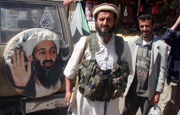 Tainted and tattered, bin Laden's legacy still haunts al-Qaeda