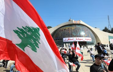 Lebanese demand full implementation of UN Resolution 1559