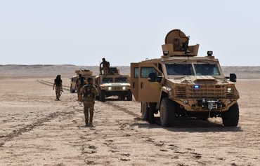 SDF operation targets ISIS remnants near Iraqi border